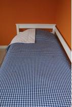 Dessus de lit matelassé