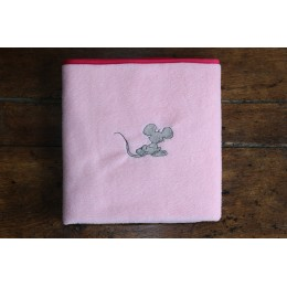 Couverture - broderie motif